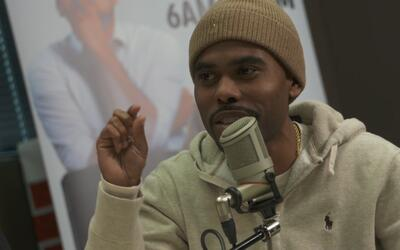 Lil Duval Hangs Out with the Dana Cortez Show