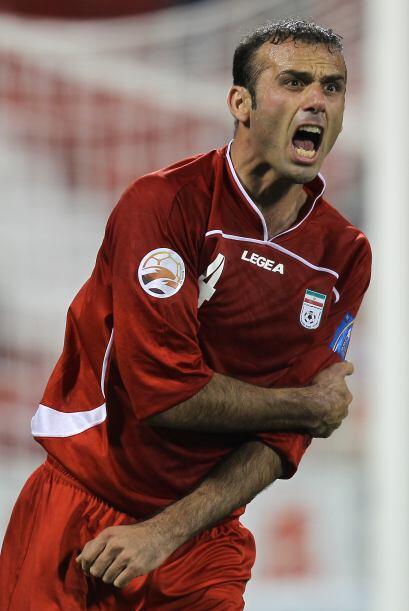 Jalal Hosseini:Un zaguero corrioso que sabe marcar e incluso arriesgar e...