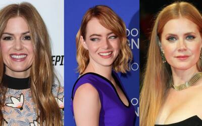 Ellas son las pelirrojas más sexys de Hollywood