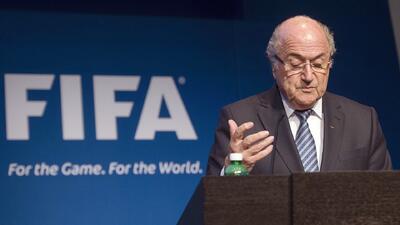 El creciente escándalo de la FIFA