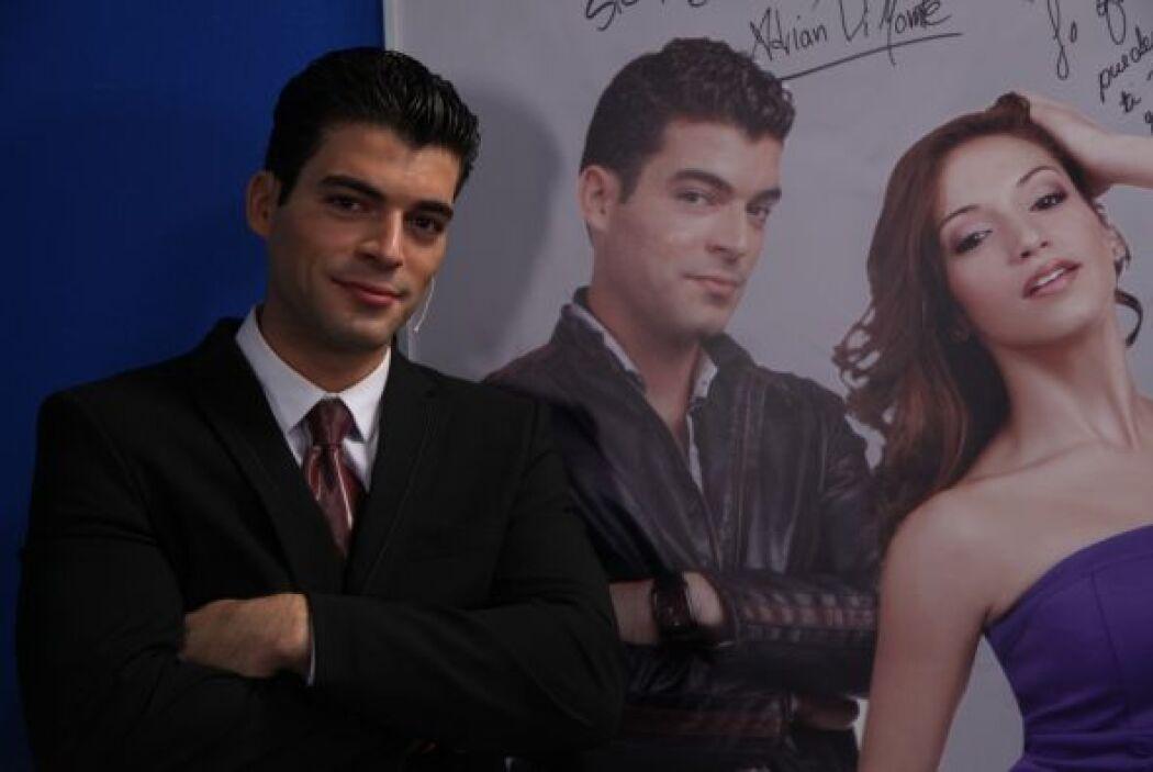 Adrián fue el único de la Casa Estudio que nunca fue amenazado.