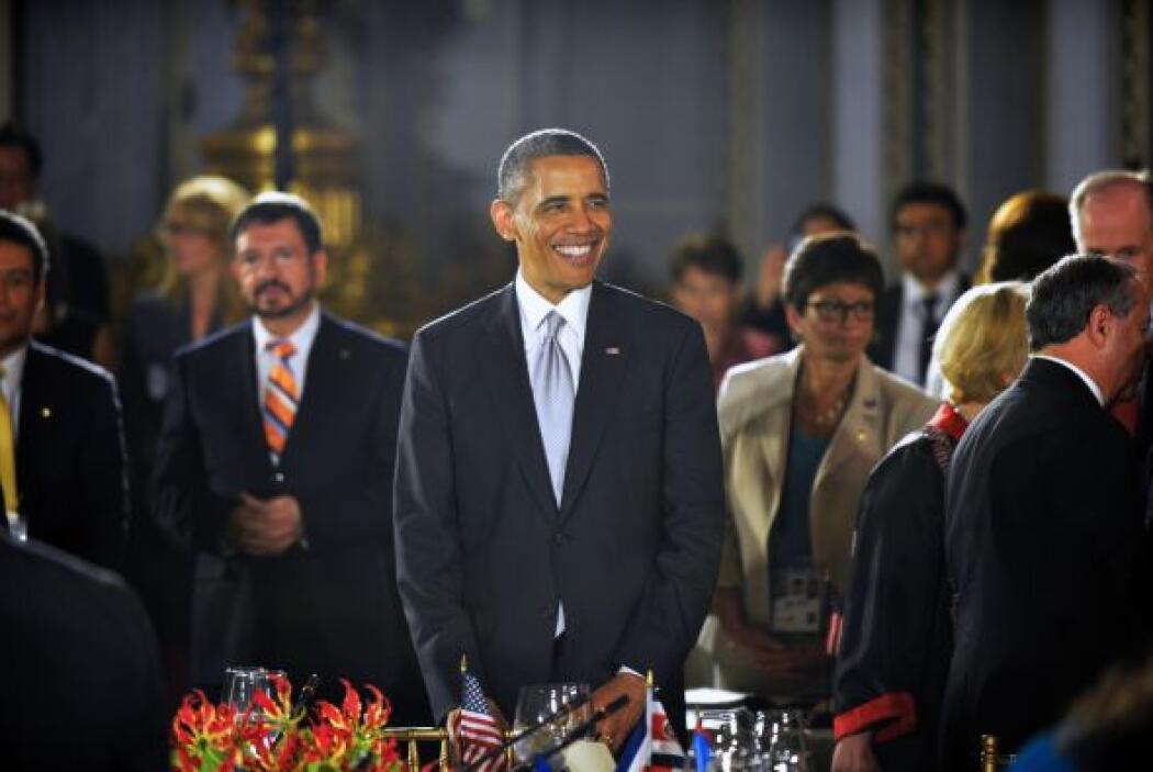 También el respaldo de Washington al interés de formar parte de la OCDE...