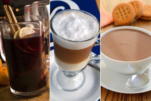 Perfuma tu casa y deleita a tus invitados con bebidas calientes de fruta...