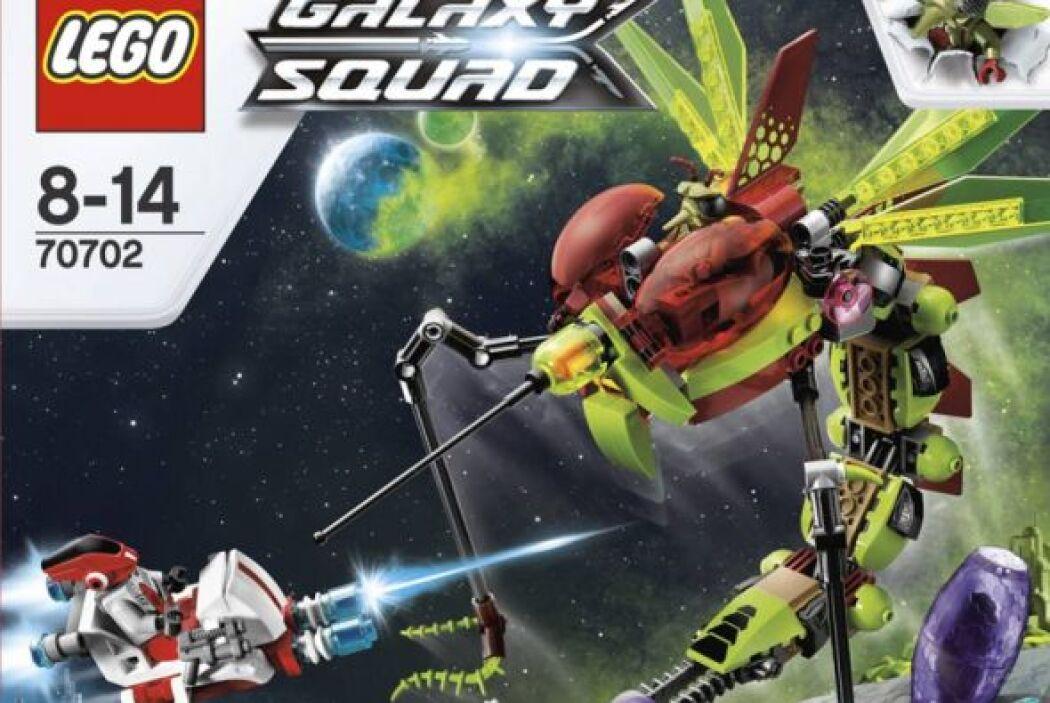 """""""Aguijoneador Venenoso Lego"""": con 310 piezas para divertirse. Con este L..."""