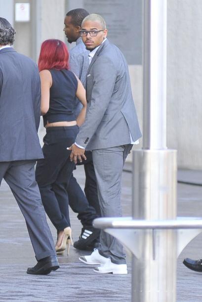 Esta vez Chris Brown espera ir tranquilo de gira, pues recientemente lan...