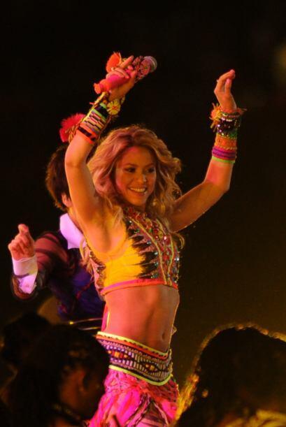 Shakira ha relatado cómo fue que conoció a Piqué.Mira aquí los videos má...