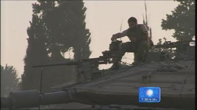 Se rompe la tregua entre Israel y Gaza
