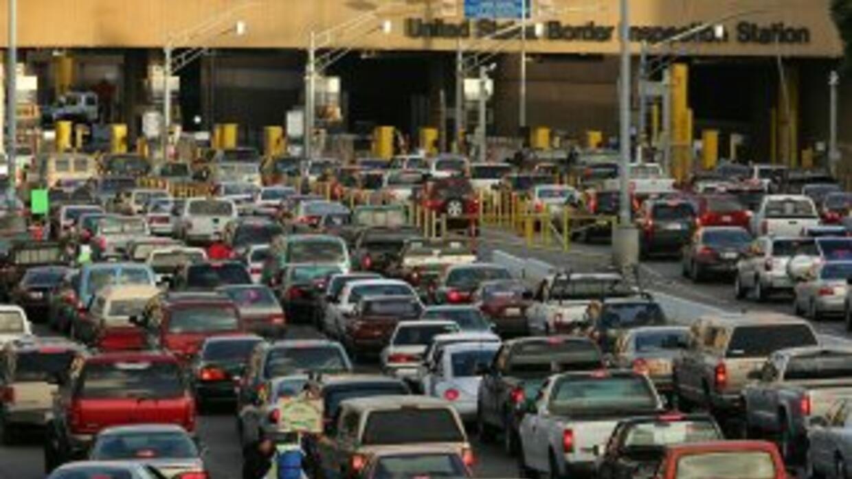 La frontera hierve por las compras del Black Friday.