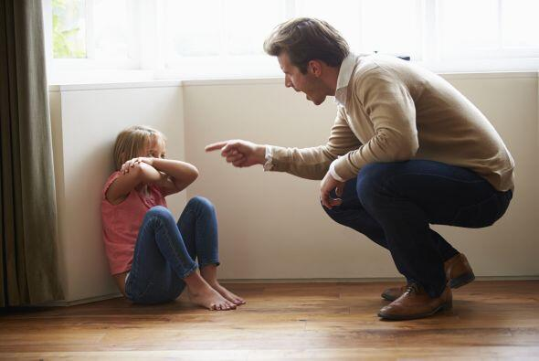 Error: Confrontarlos, retarlos agresivamente a superarse cuando son pequ...