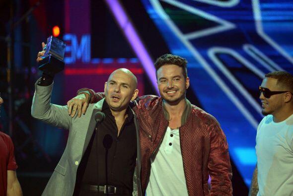 Los ganadores fueron Enrique Iglesias, Pitbull y J Balvin, pero fueron e...