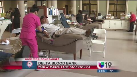 Alientan a la comunidad a donar sangre