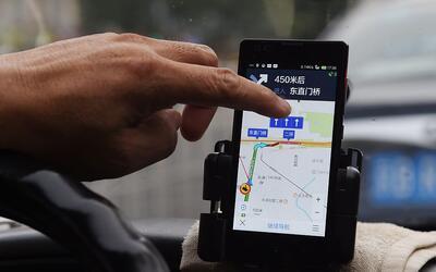 Los operadores de GPS surcoreanos, sin embargo, sí ofrecen servic...