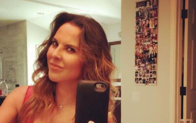 Kate del Castillo ha expresado temor de regresar a su país, México.