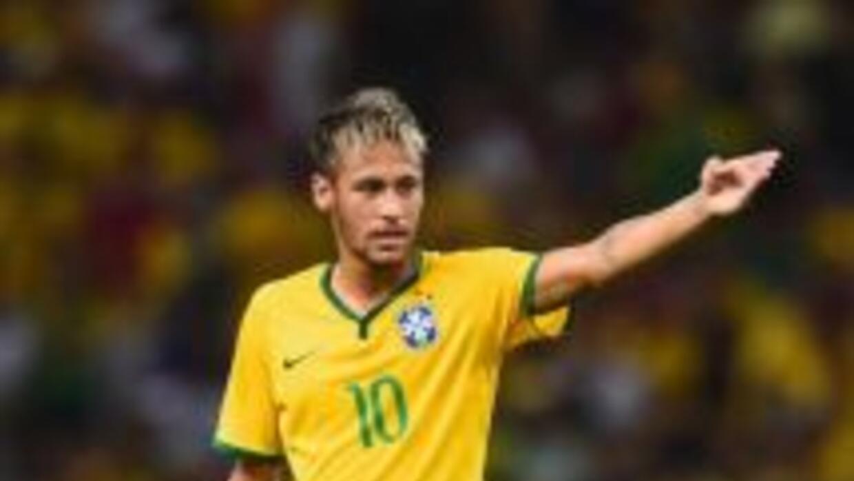 Neymar vs James