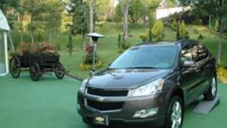 Chevrolet México presentó la Traverse