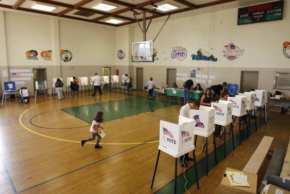 En estas elecciones hay 176 referendos en 38 estados, informó el...