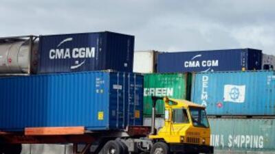 Alemania continuó encabezando las transacciones comerciales con Estados...