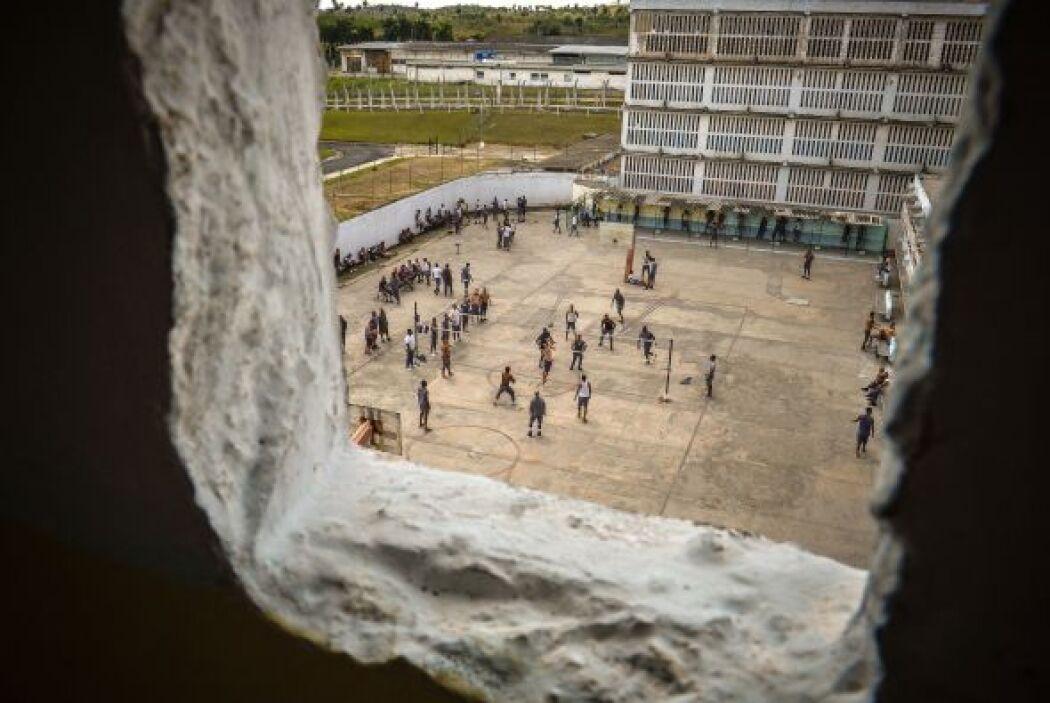 Frente a las críticas que las cárceles cubanas reciben sistemáticamente...