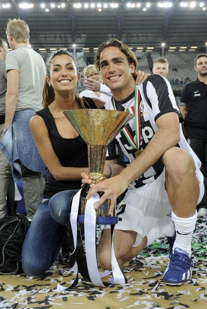 Alessandro Matri y Federica Nargi.