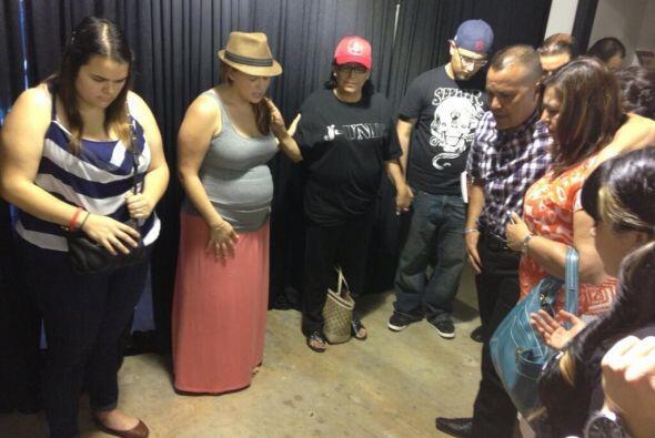 Los hijos y familiares de Jenni Rivera compartieron con los seguidores d...