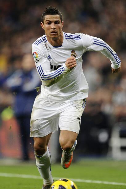 Cristiano Ronaldo sería feliz con una cámara de televisión que lo siga s...