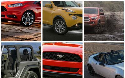 10 autos emocionantes para las navidades
