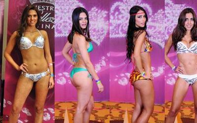 Nuestra Belleza Latina 2014 tiene los mejores cuerpazos