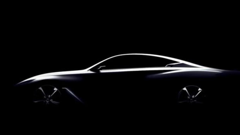 Infiniti presentará el Q60 en el Autoshow de Detroit 2015.