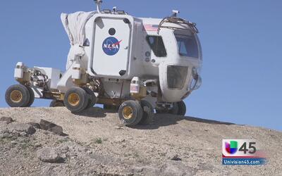 Cómo se prepara la NASA para viaje a Marte