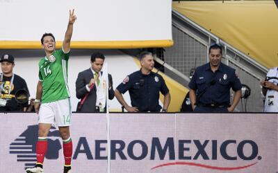 ¿Y ahora hasta dónde llegará 'Chicharito' Hernández con la Selección Mex...