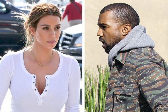 Kim Kardashian y Kanye West pasaron una semana llena de glamour en Par&i...