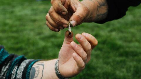 Cuatro estados de EEUU ya han legalizado la marihuana para uso recreativo.