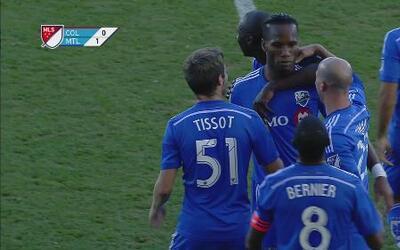 Golazo de Didier Drogba le da triunfo a Montreal Impact 1-0 sobre Colora...