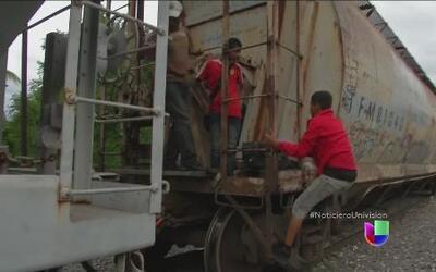 Los peligros que enfrentan los niños migrantes en México
