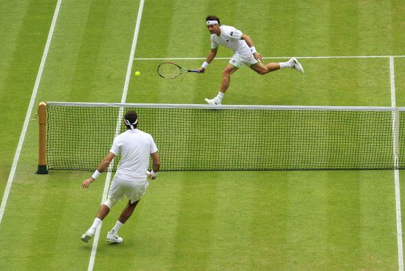 Ambos llegaron al partido con problemas físicos. Ferrer ha disputado los...