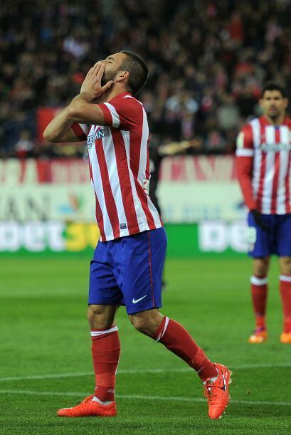 Los fantasmas de la falta de gol en momentos clave parecían regresar con...