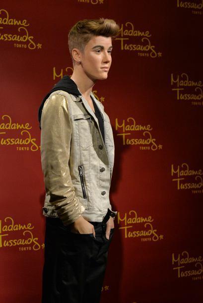 """Para las 'beliebers', aquí la del """"bien portado"""" Justin."""