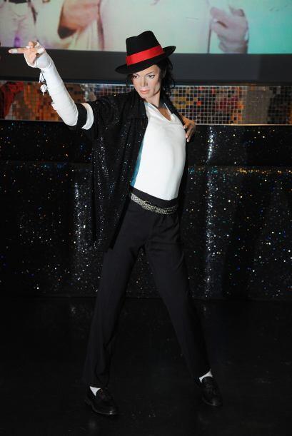 La figura de Michael Jackson es una de las más famosas.