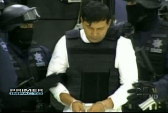 Rejón Aguilar, considerado uno de los delincuentes más bus...