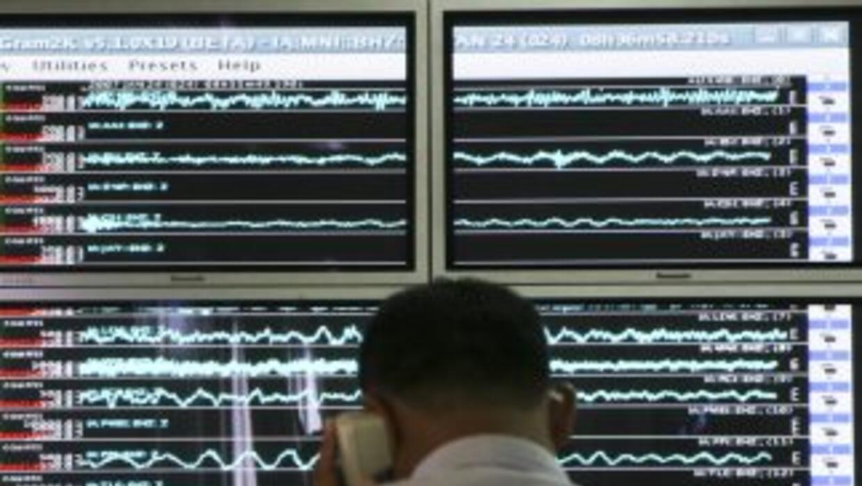 El sismo con epicentro en Tapachula, Chiapas, remeció el sur del país y...
