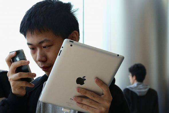 Esta semana, la firma taiwanesa Foxconn, contra la que frecuentemente ci...