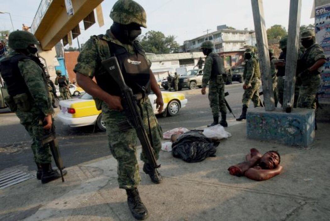 Acapulco fue el lugar de apertura del año para la violencia que azota Mé...