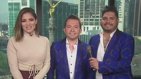 La banda 'La Adictiva' prepara un dueto con el cantante Ricardo Montaner