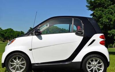 El smart fortwo disfruta de una reputación mundial al ser el auto perfec...