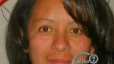 Karina Elizabeth Cruz Reyes está desaparecida desde el 14 de septiembre....