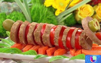 ¡Para los niños! Receta de Fiambre Veraniego del Chef Pepín