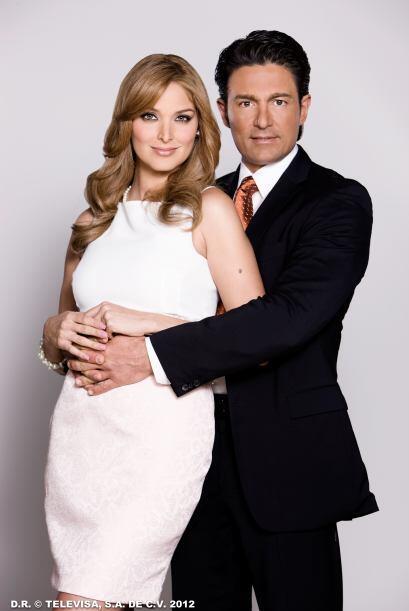 Ahora es uno de los galanes de telenovela preferidos por el público.