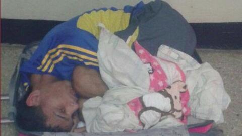 En una maleta mujer intentó sacar a su pareja de cárcel en Venezuela