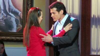 David y Sandra se enamorarán por La Fuerza Del Destino