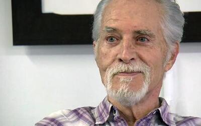 El actor mexicano Rogelio Guerra se recupera de una trombosis
